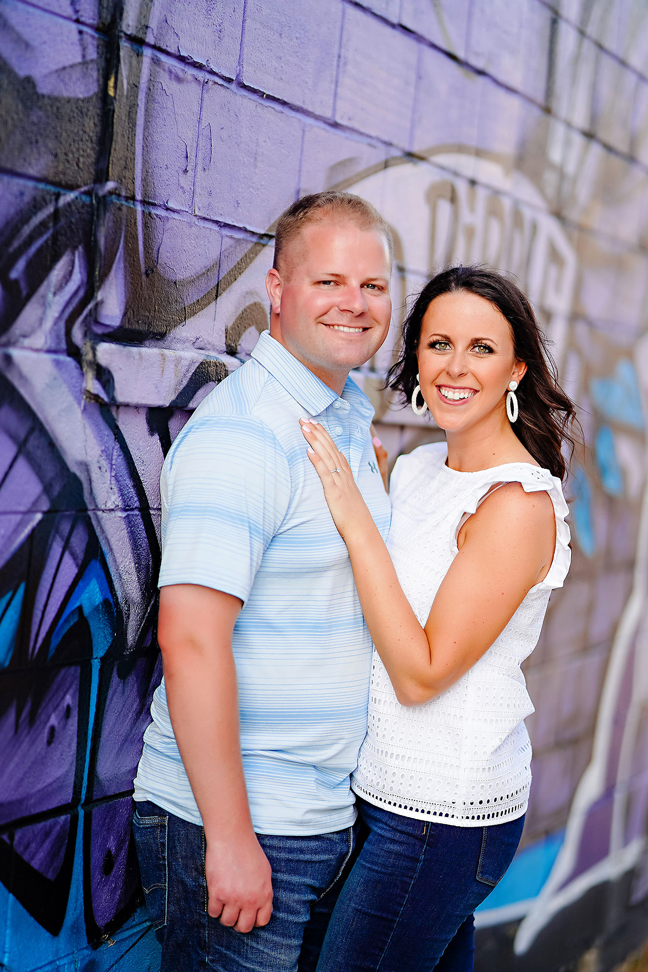 Michelle Casey Newfields Broad Ripple Indianapolis Engagement 083