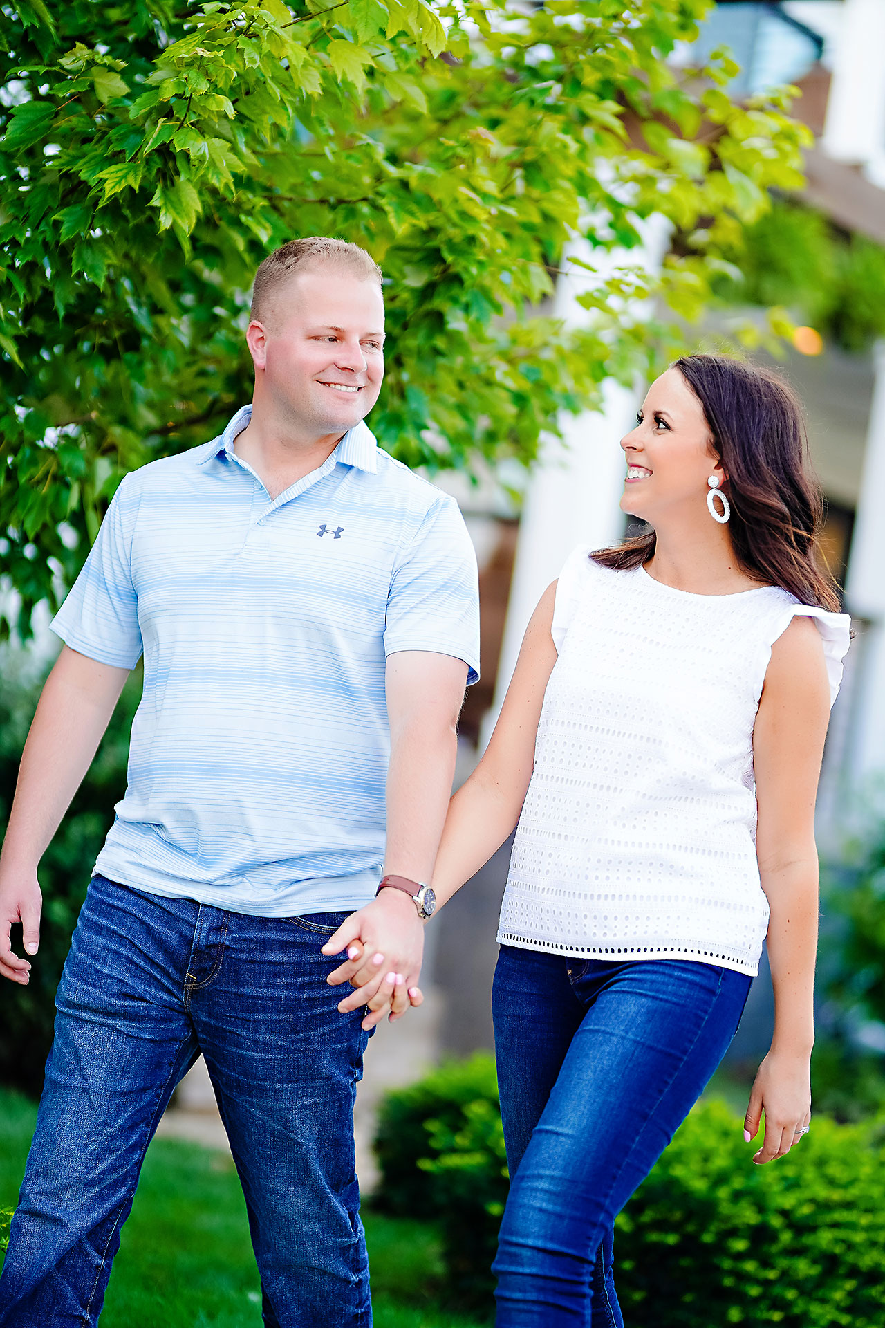 Michelle Casey Newfields Broad Ripple Indianapolis Engagement 080