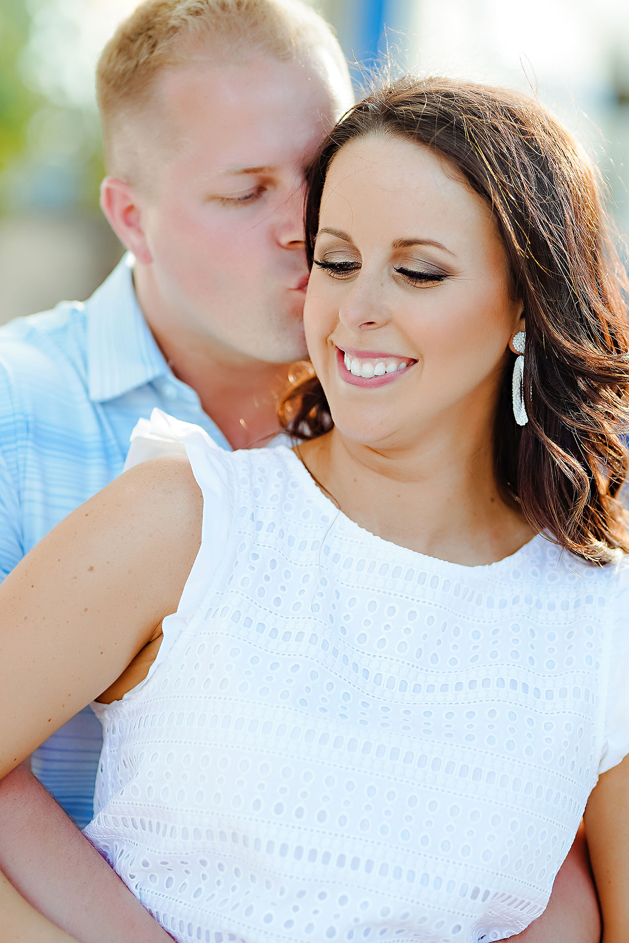Michelle Casey Newfields Broad Ripple Indianapolis Engagement 081