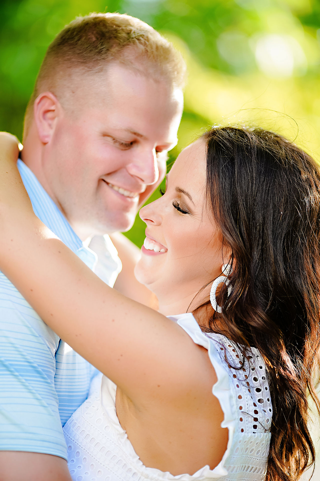 Michelle Casey Newfields Broad Ripple Indianapolis Engagement 078