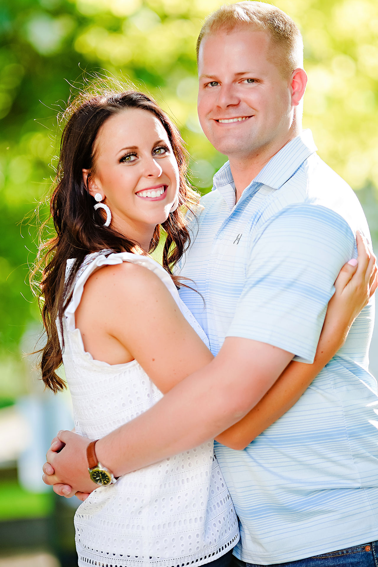 Michelle Casey Newfields Broad Ripple Indianapolis Engagement 074