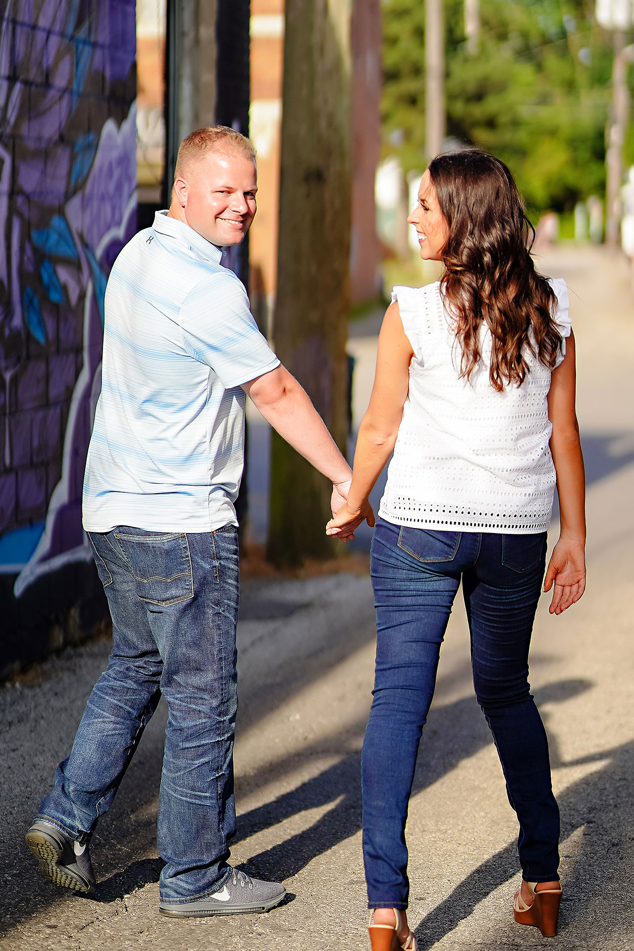 Michelle Casey Newfields Broad Ripple Indianapolis Engagement 075