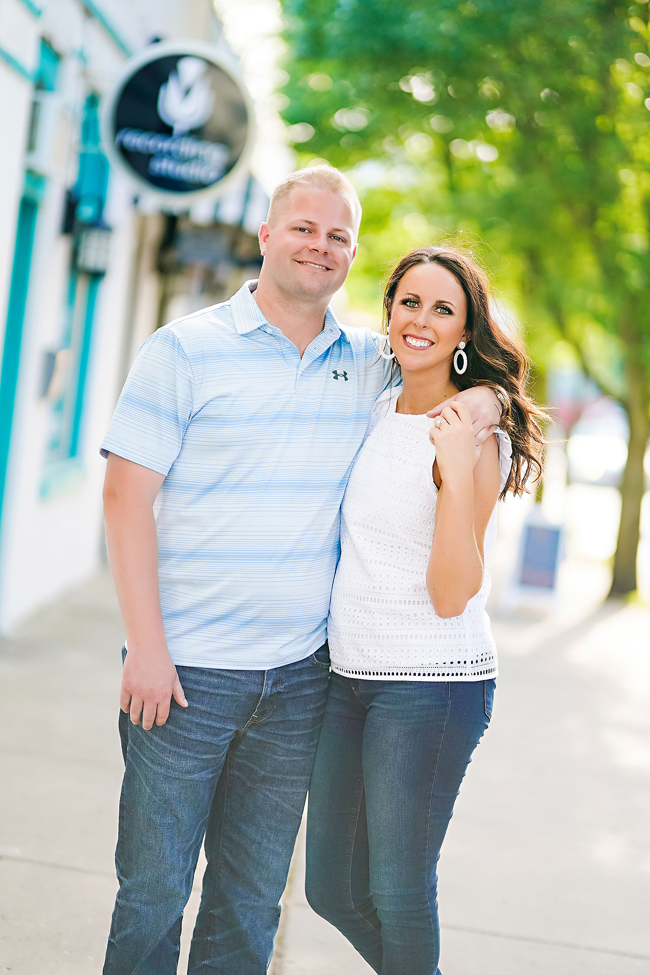 Michelle Casey Newfields Broad Ripple Indianapolis Engagement 076