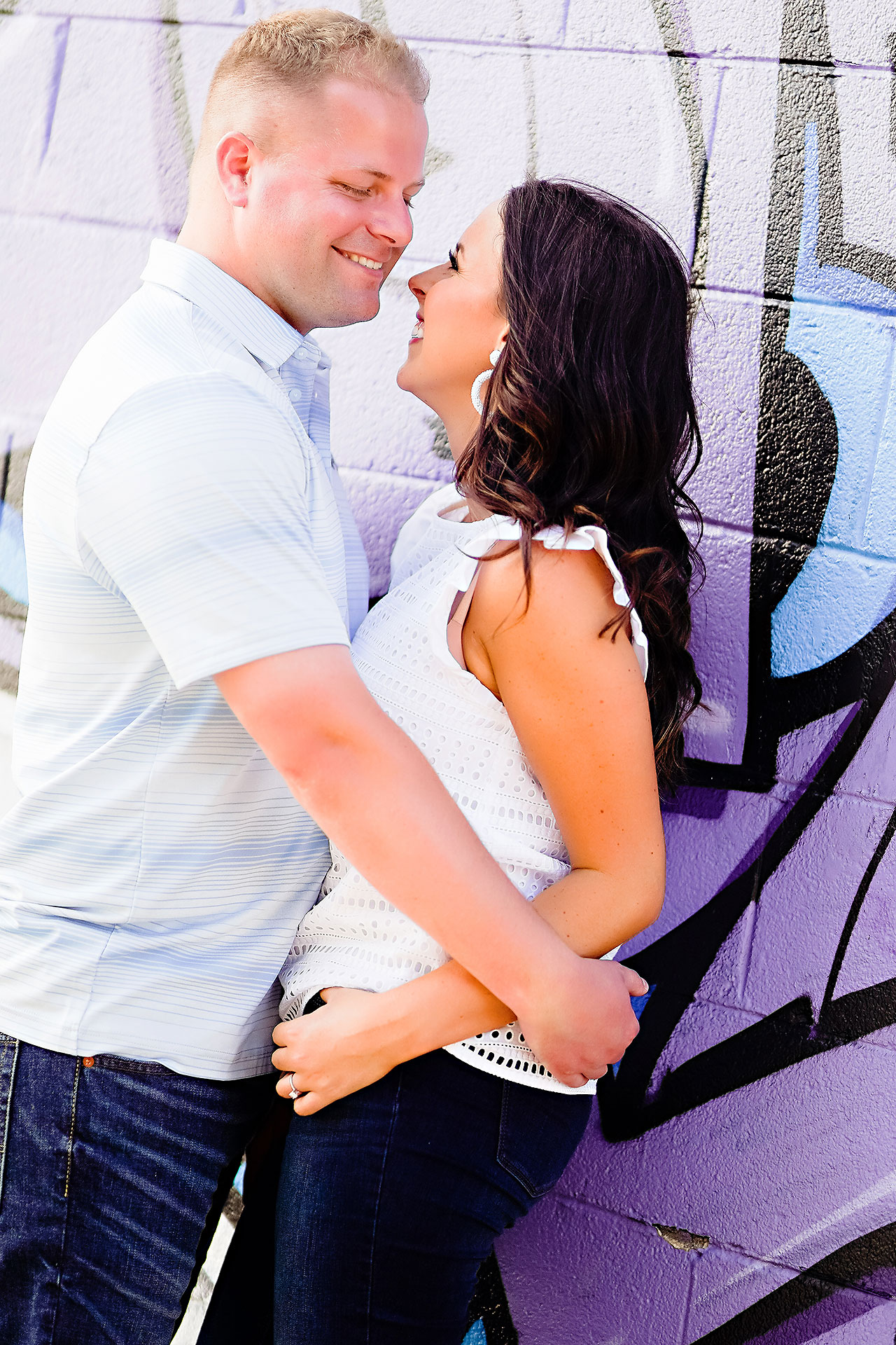 Michelle Casey Newfields Broad Ripple Indianapolis Engagement 068