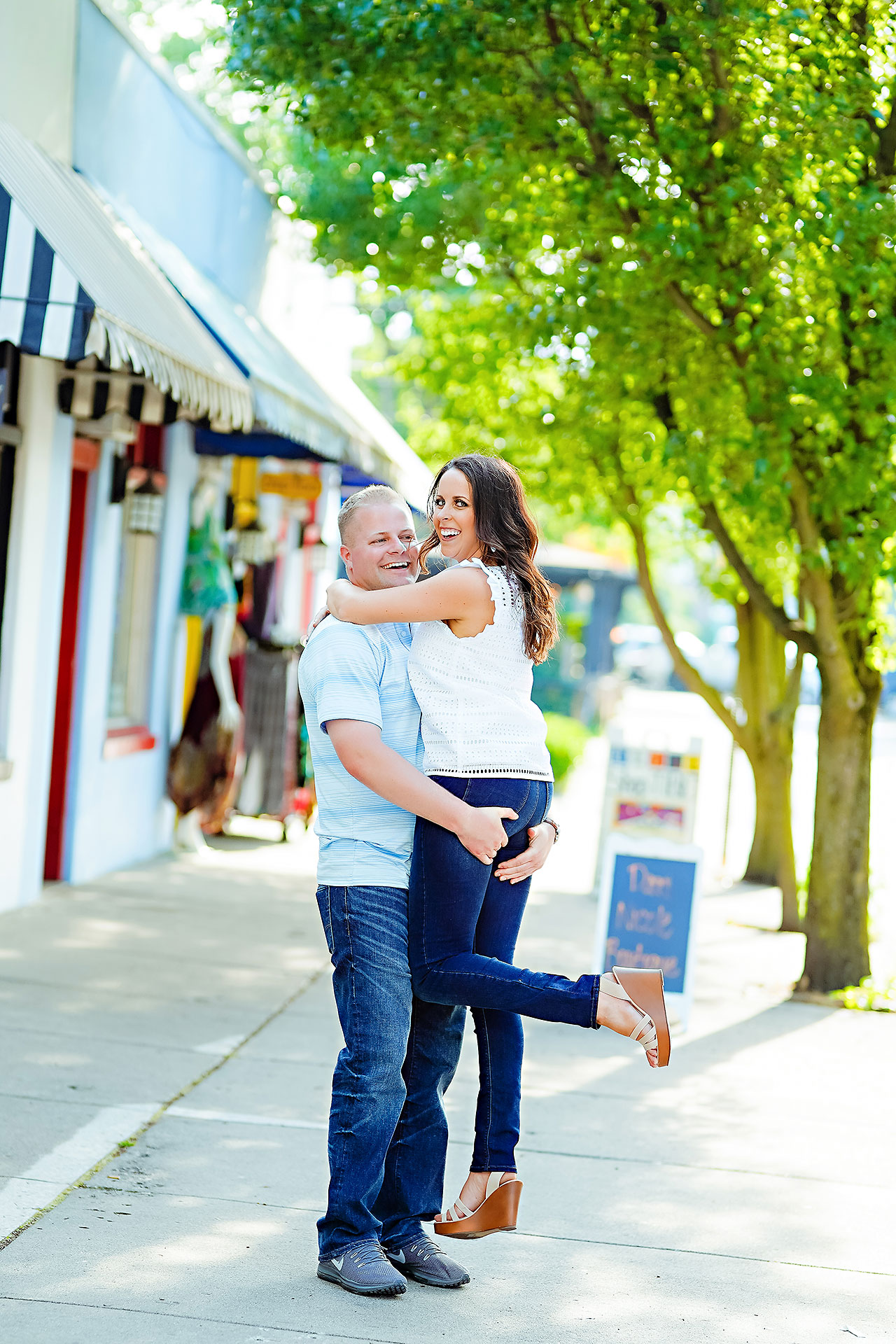 Michelle Casey Newfields Broad Ripple Indianapolis Engagement 066