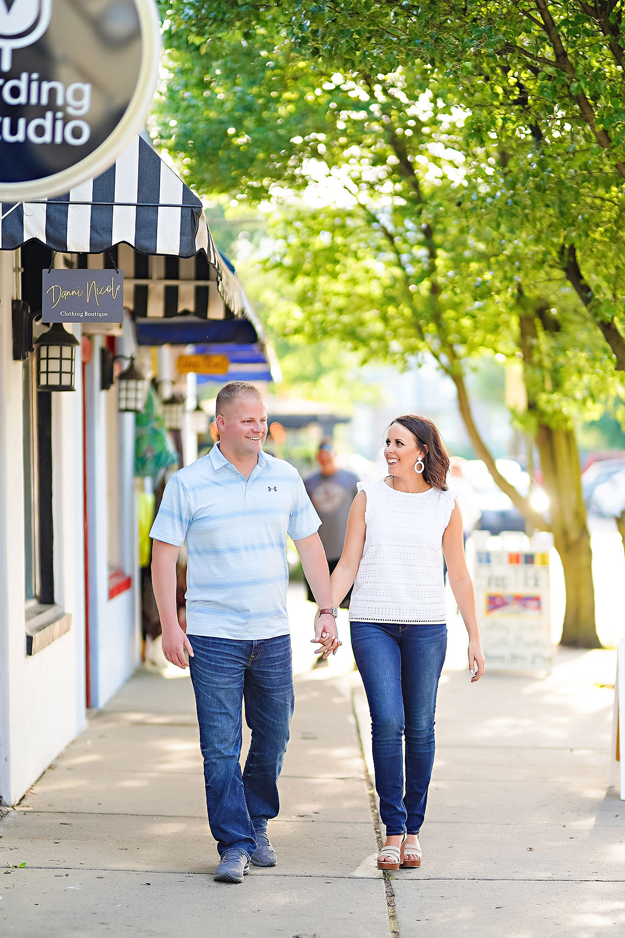 Michelle Casey Newfields Broad Ripple Indianapolis Engagement 064