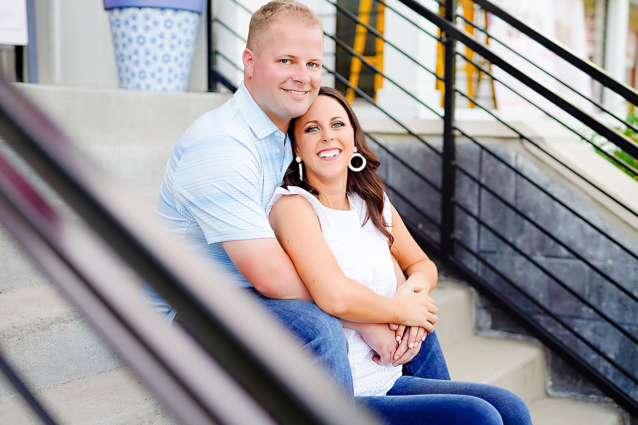Michelle Casey Newfields Broad Ripple Indianapolis Engagement 061