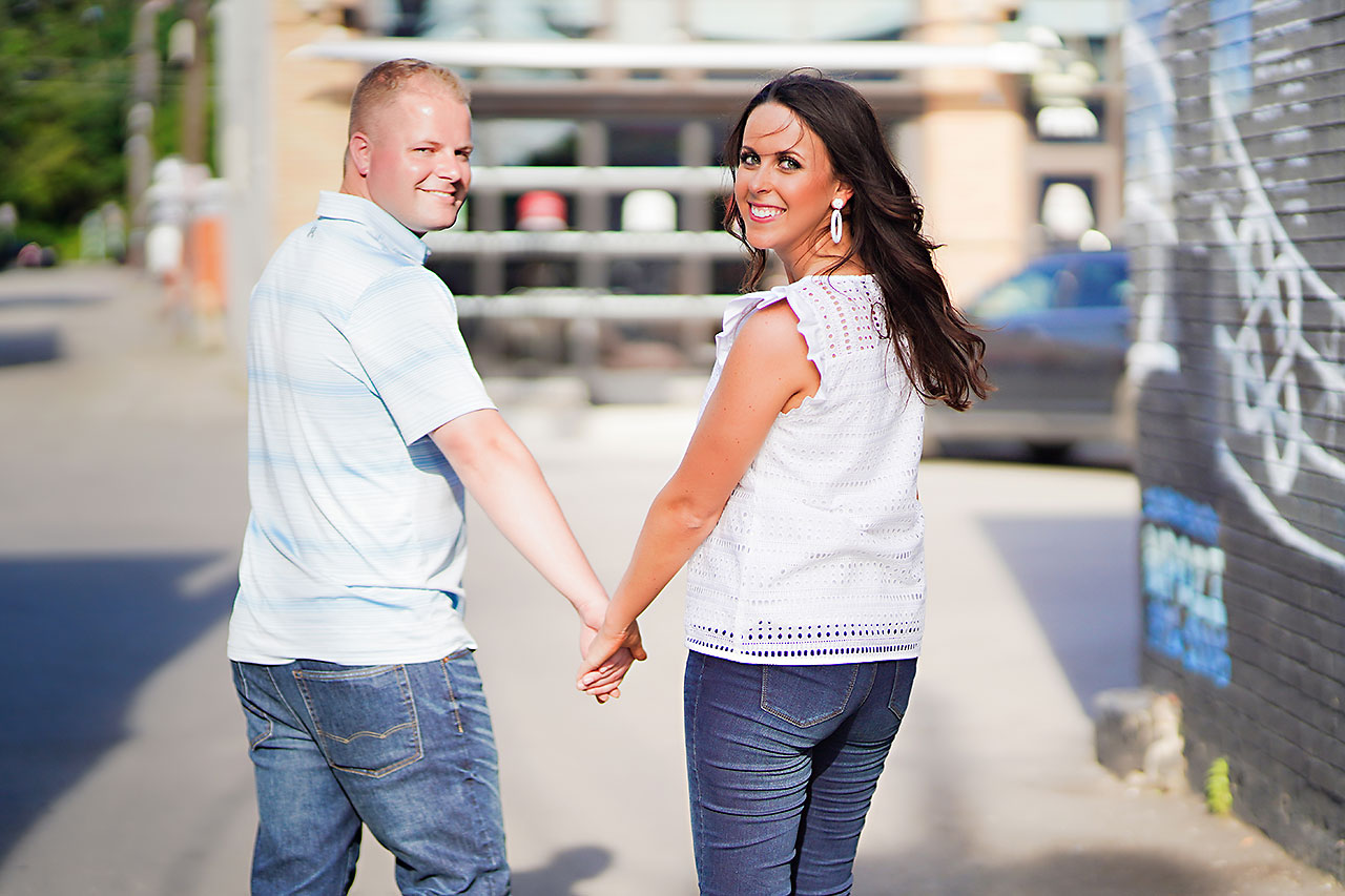 Michelle Casey Newfields Broad Ripple Indianapolis Engagement 058
