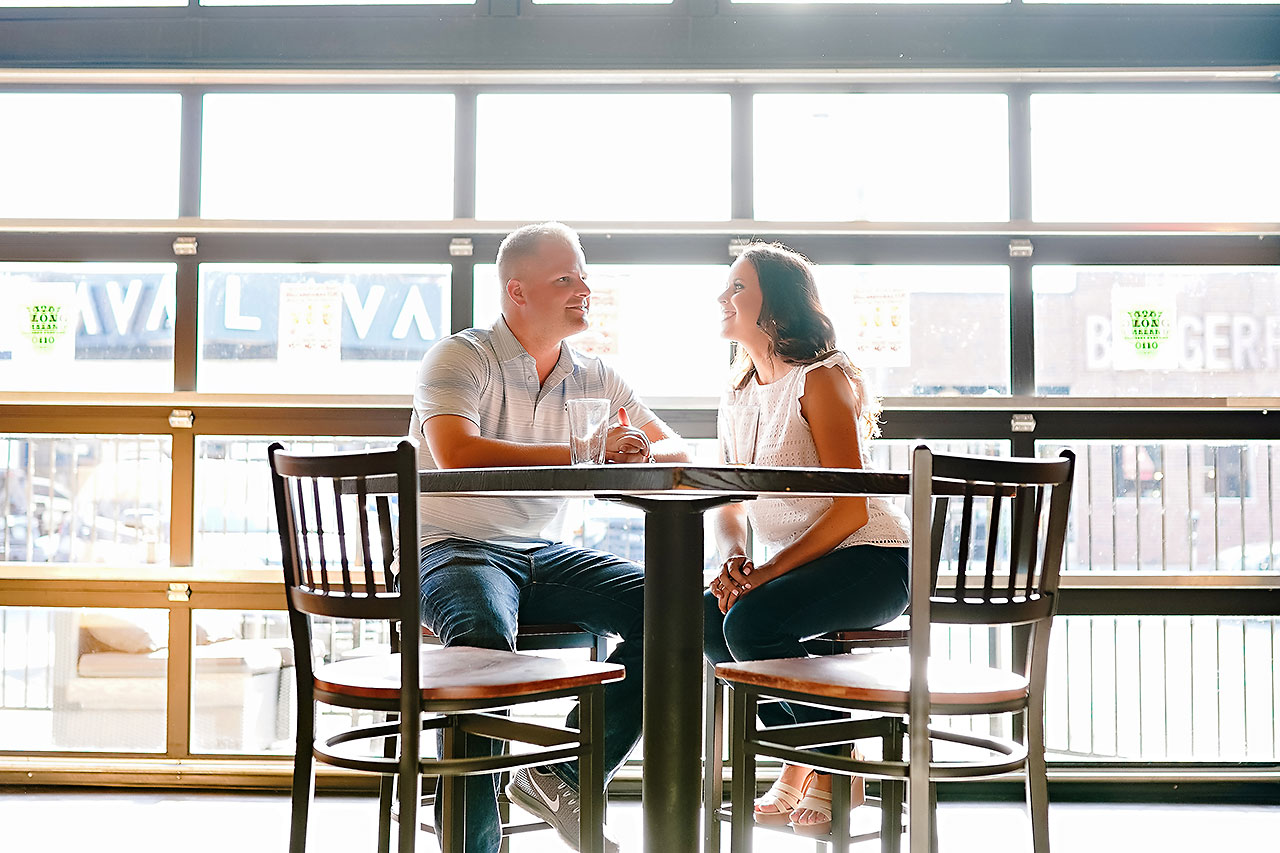 Michelle Casey Newfields Broad Ripple Indianapolis Engagement 055