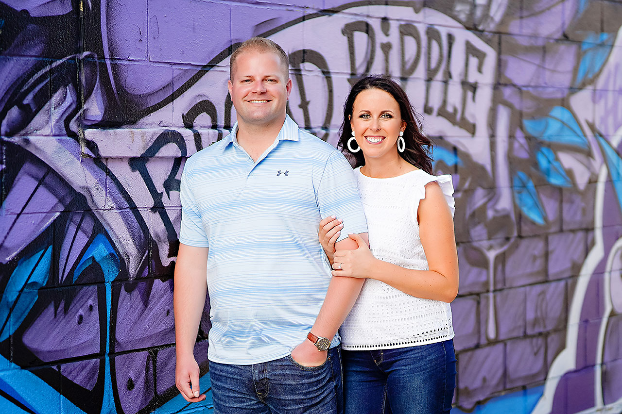 Michelle Casey Newfields Broad Ripple Indianapolis Engagement 056