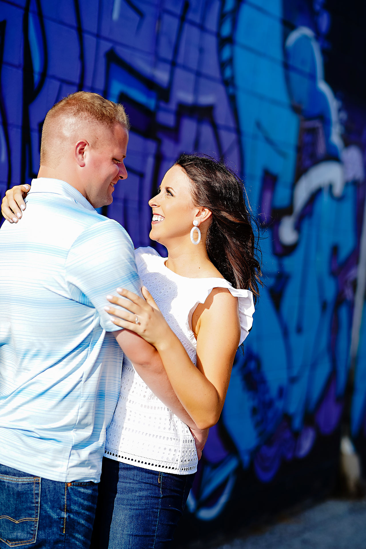 Michelle Casey Newfields Broad Ripple Indianapolis Engagement 050
