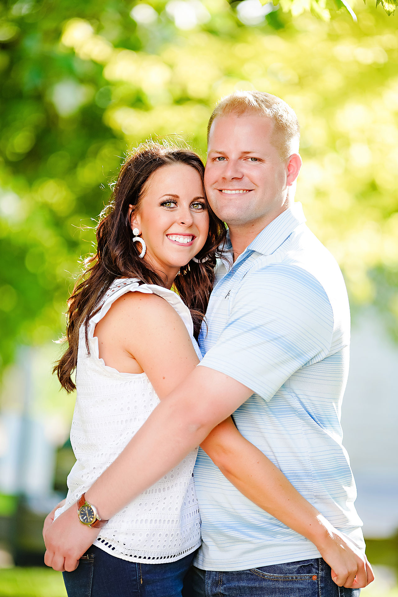 Michelle Casey Newfields Broad Ripple Indianapolis Engagement 049