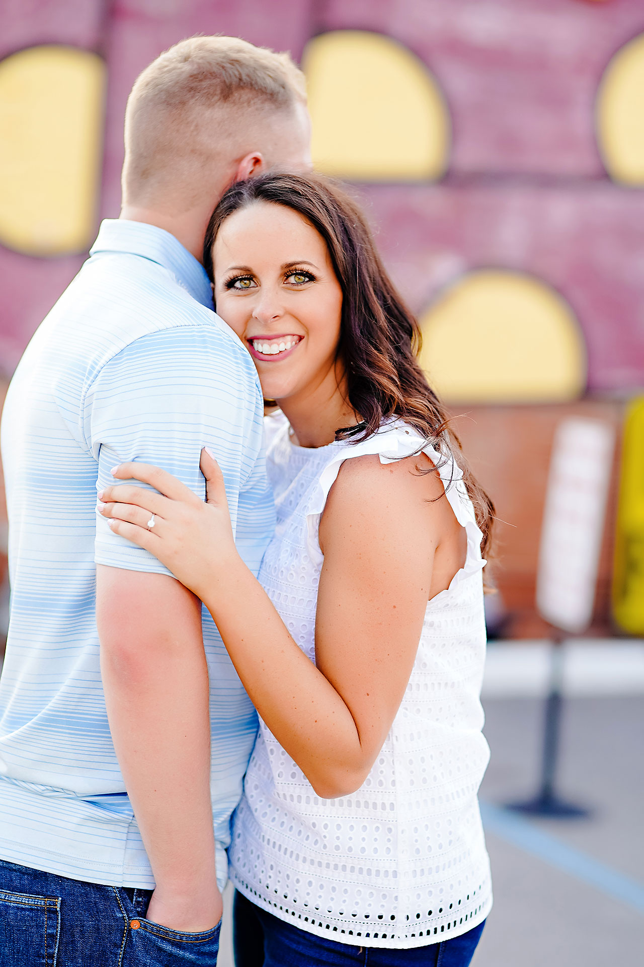 Michelle Casey Newfields Broad Ripple Indianapolis Engagement 043