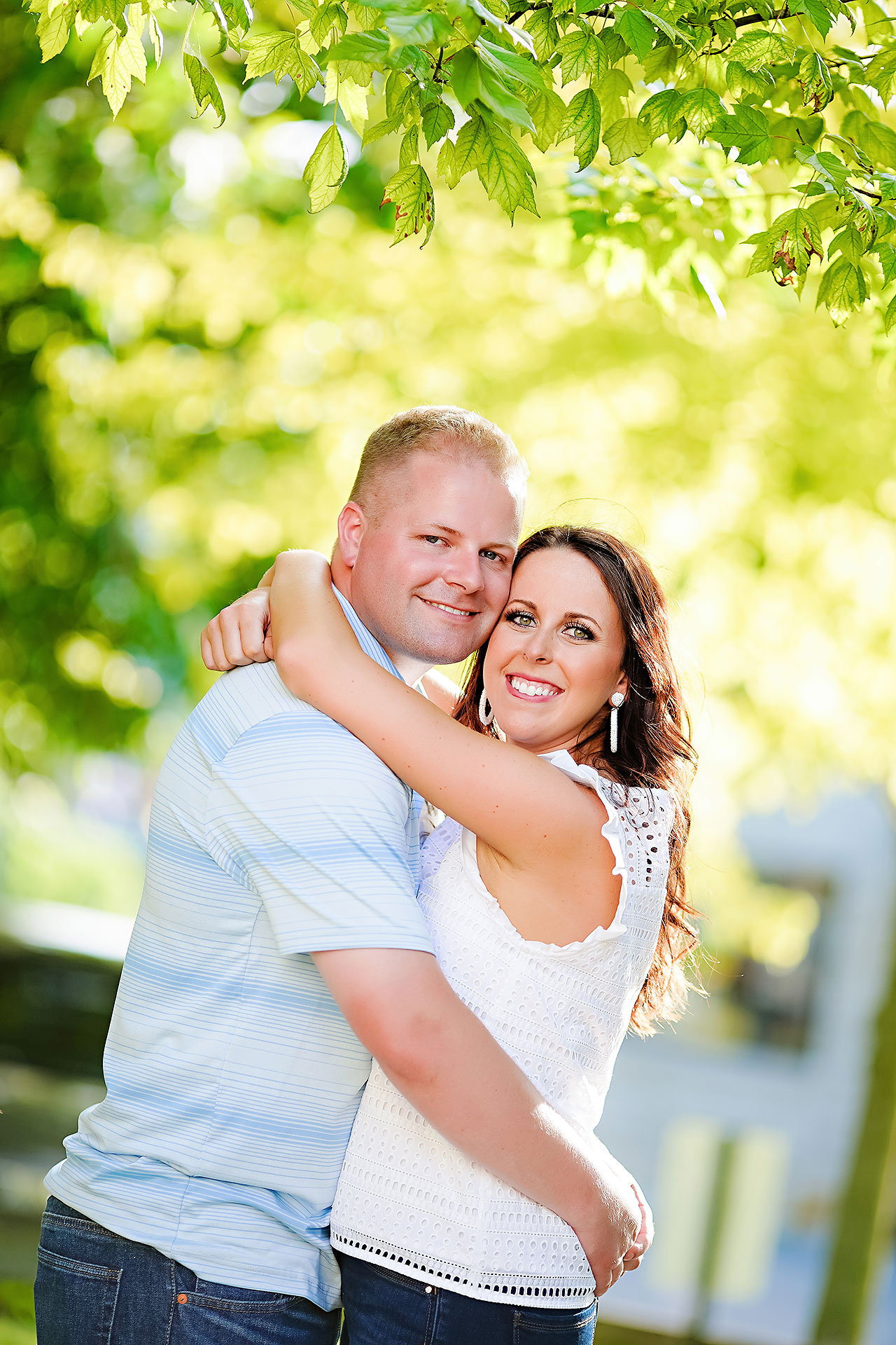 Michelle Casey Newfields Broad Ripple Indianapolis Engagement 044