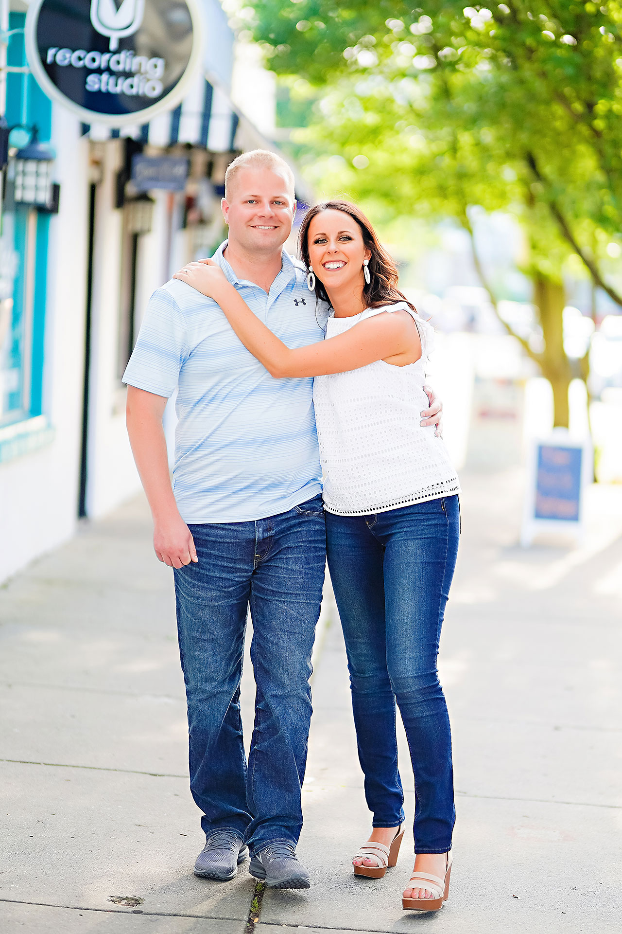 Michelle Casey Newfields Broad Ripple Indianapolis Engagement 042