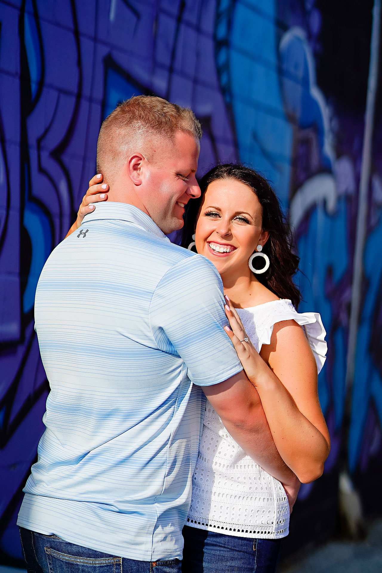 Michelle Casey Newfields Broad Ripple Indianapolis Engagement 036