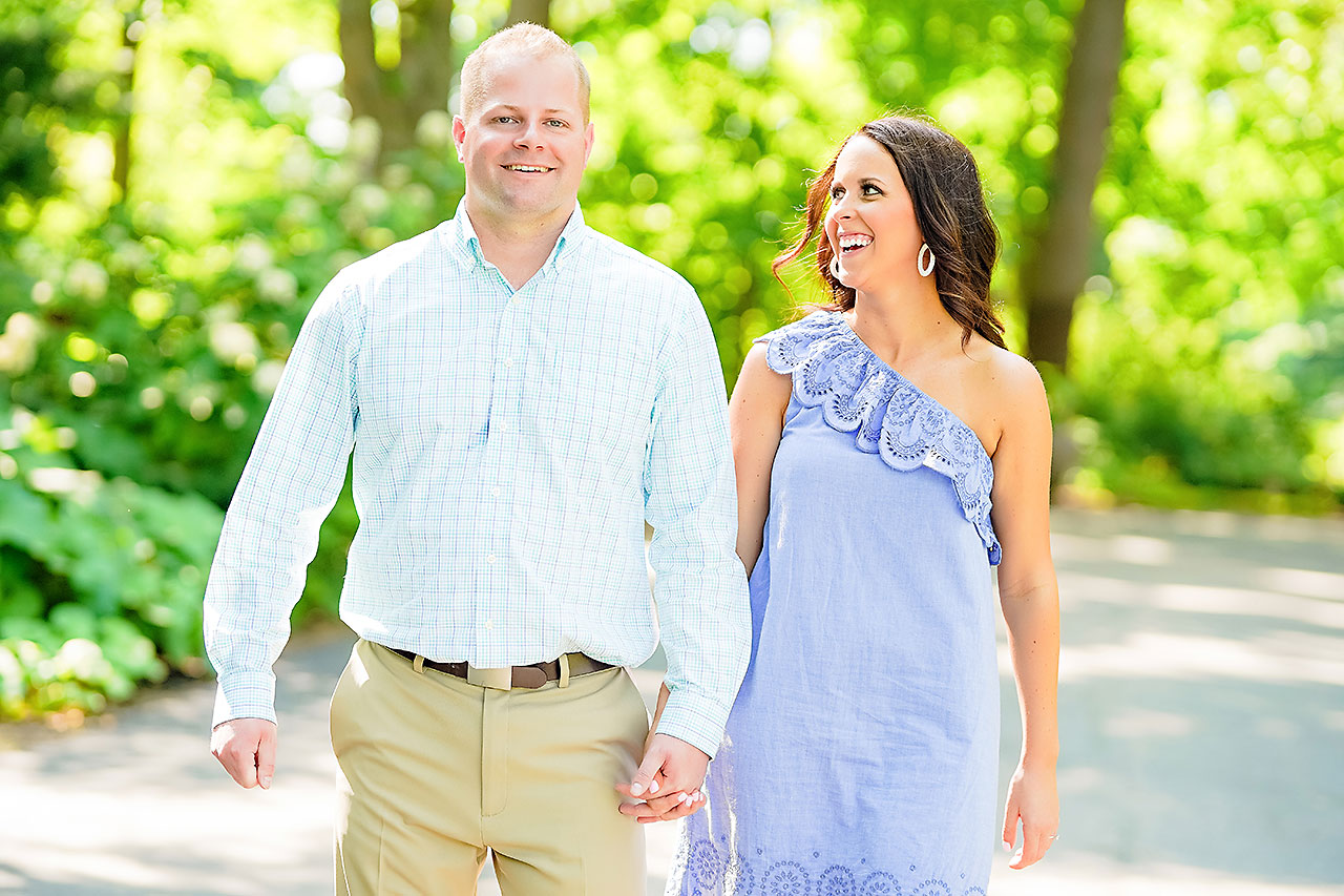 Michelle Casey Newfields Broad Ripple Indianapolis Engagement 033