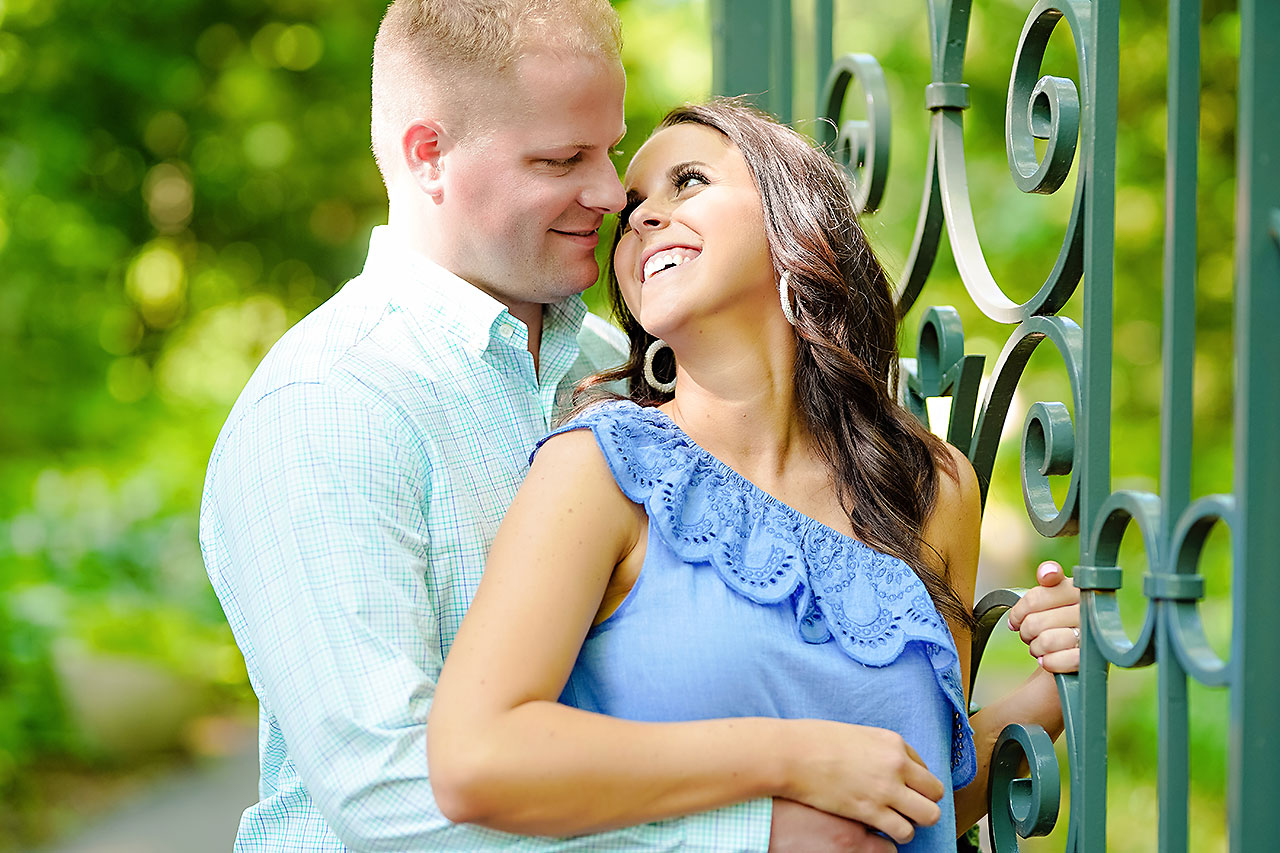 Michelle Casey Newfields Broad Ripple Indianapolis Engagement 032