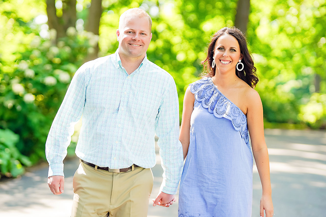 Michelle Casey Newfields Broad Ripple Indianapolis Engagement 027