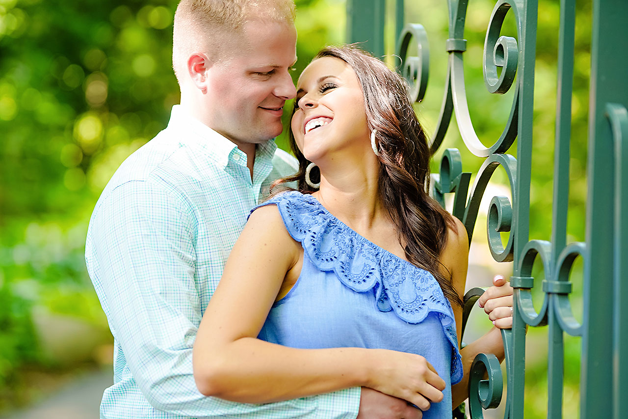Michelle Casey Newfields Broad Ripple Indianapolis Engagement 017