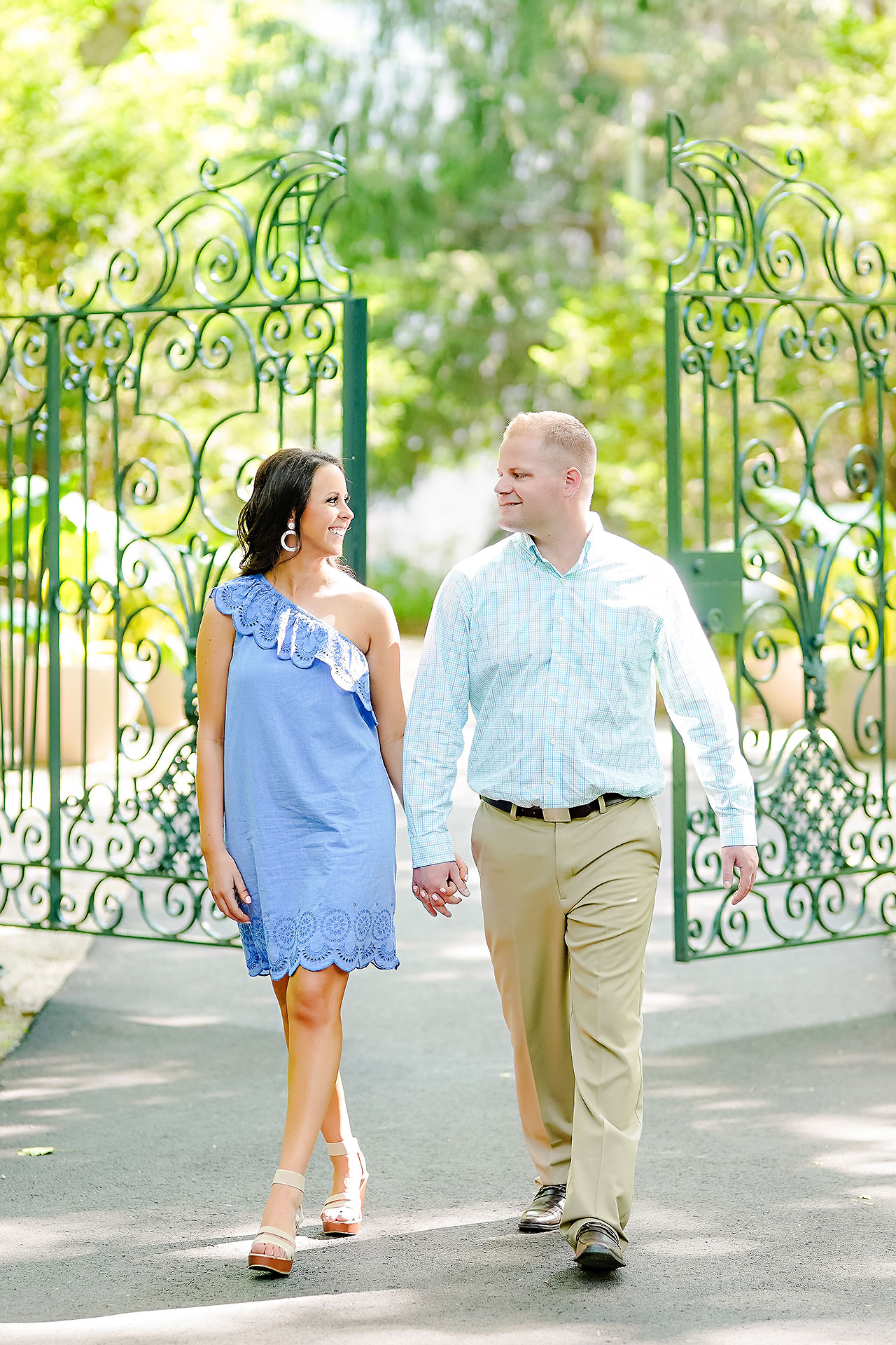 Michelle Casey Newfields Broad Ripple Indianapolis Engagement 010