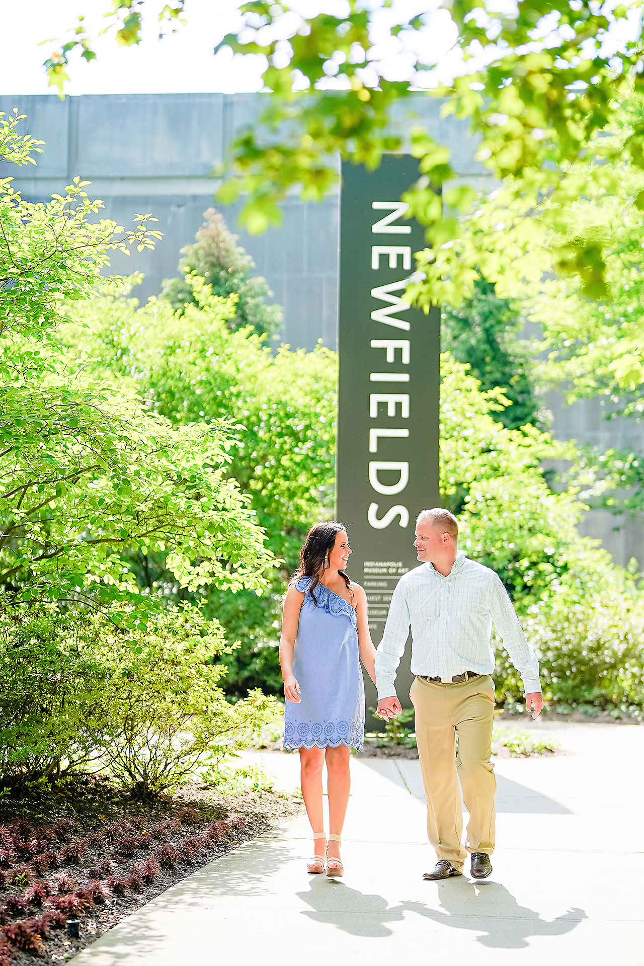 Michelle Casey Newfields Broad Ripple Indianapolis Engagement 011