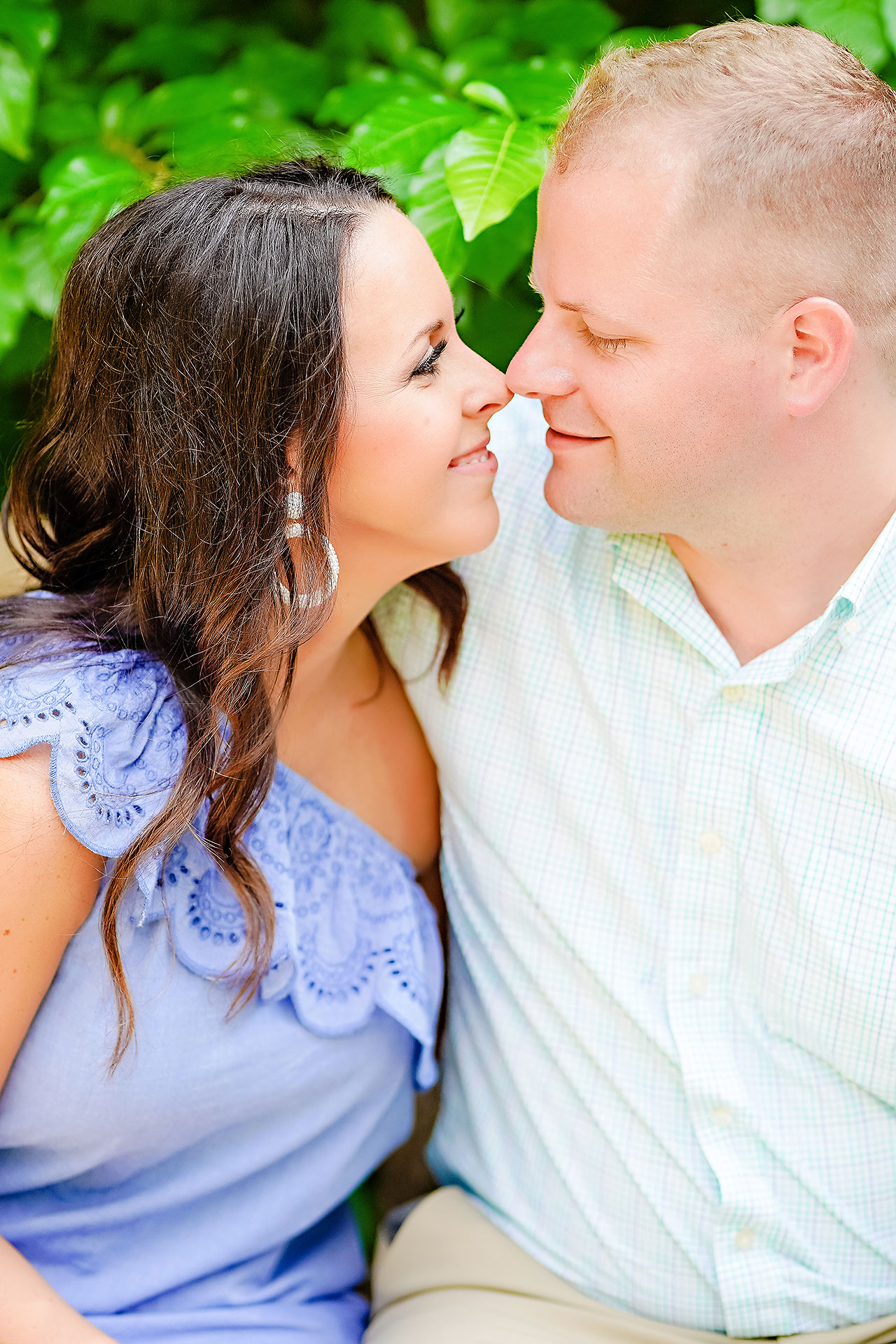 Michelle Casey Newfields Broad Ripple Indianapolis Engagement 006