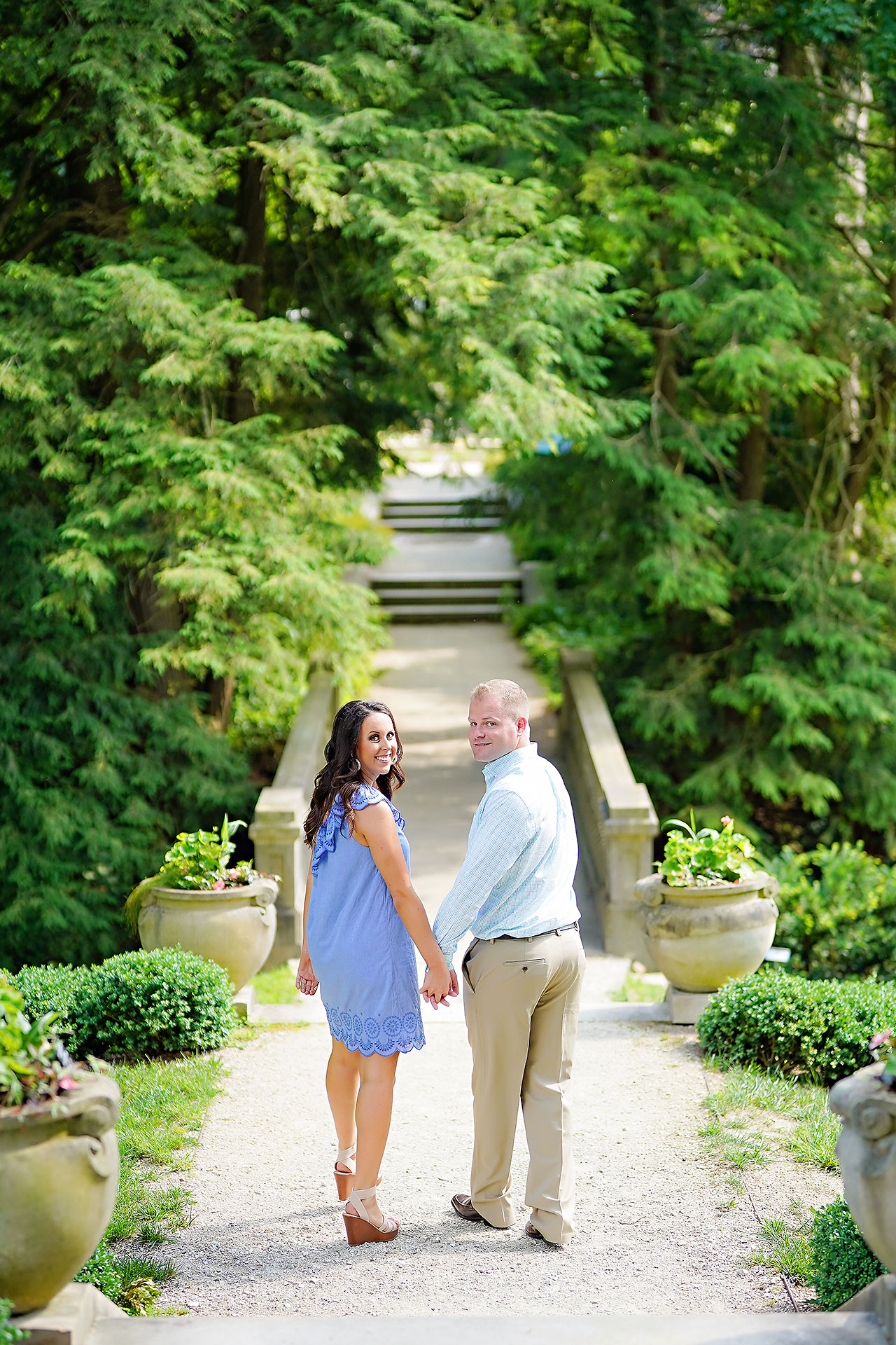 Michelle Casey Newfields Broad Ripple Indianapolis Engagement 007