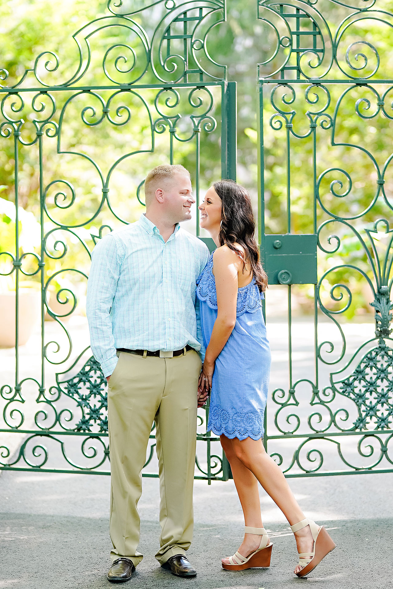 Michelle Casey Newfields Broad Ripple Indianapolis Engagement 005