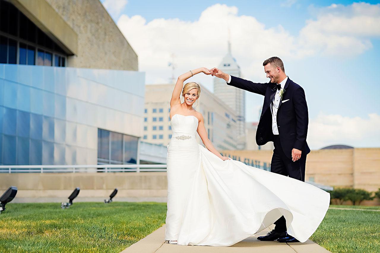 JENNIE + MARK | INDIANA ROOF BALLROOM WEDDING