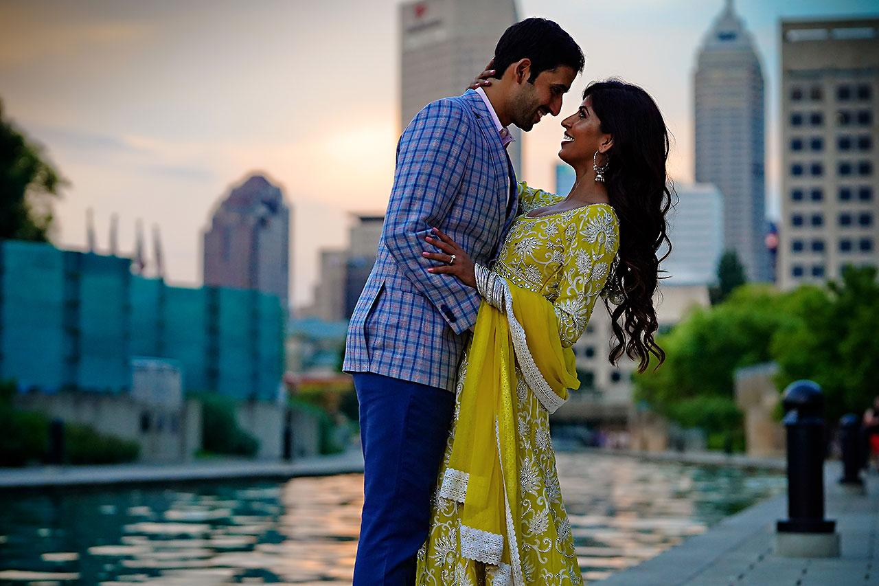 Shivani Kashyap Indian Engagement Session 174