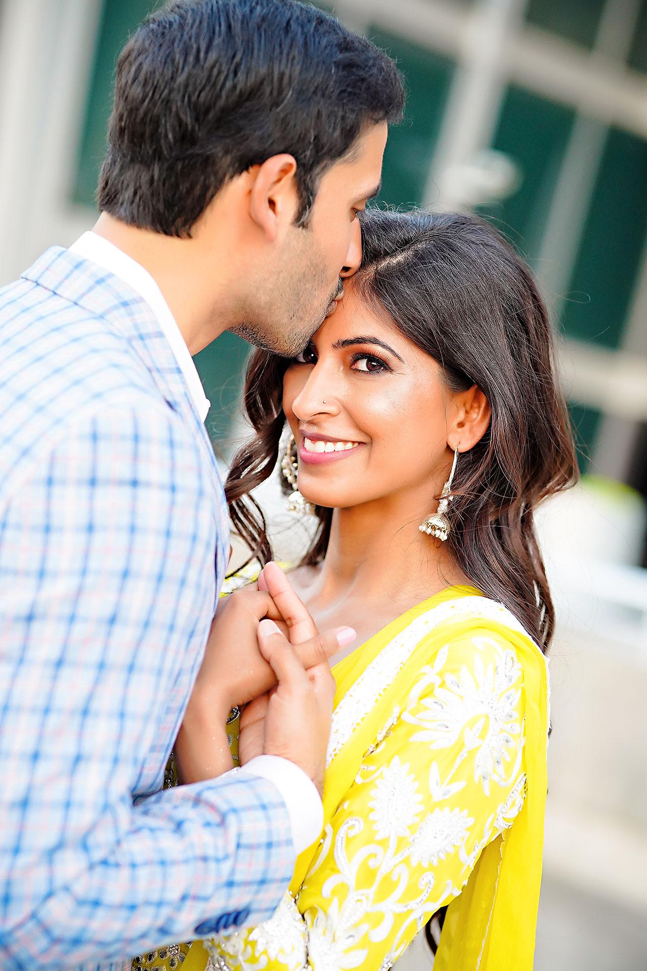 Shivani Kashyap Indian Engagement Session 163