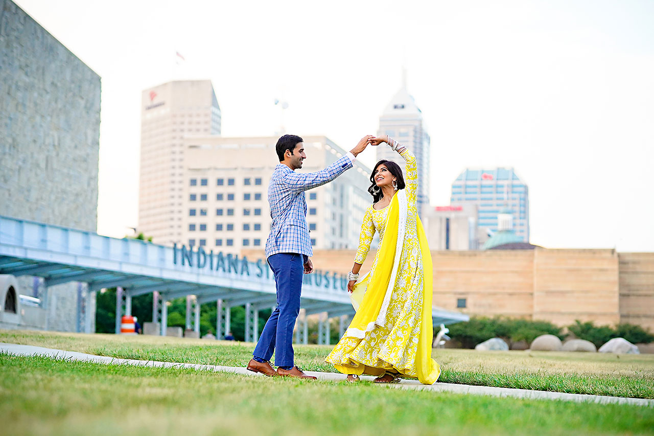 Shivani Kashyap Indian Engagement Session 158