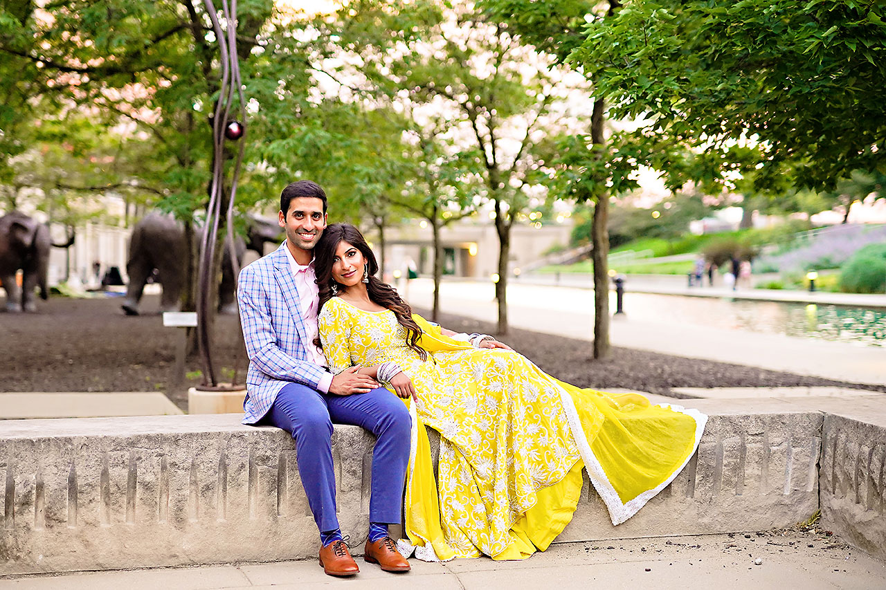 Shivani Kashyap Indian Engagement Session 159