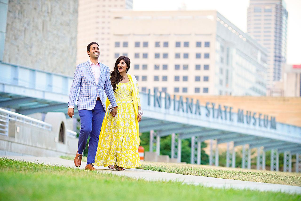 Shivani Kashyap Indian Engagement Session 143