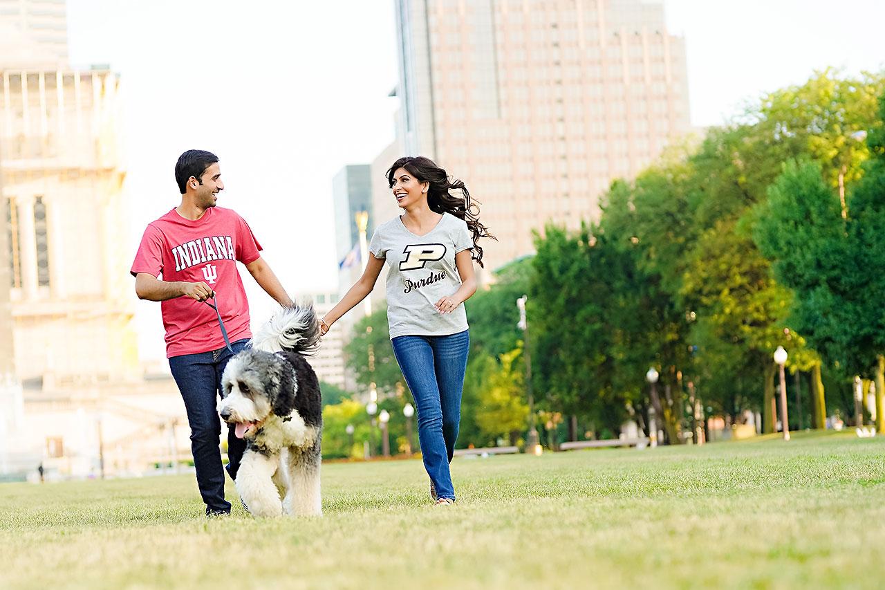 Shivani Kashyap Indian Engagement Session 134