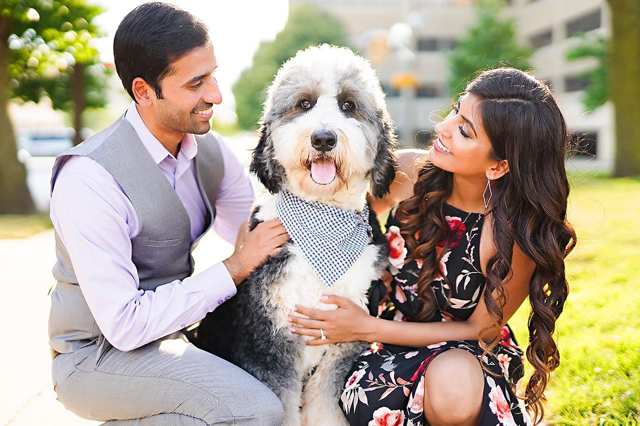 Shivani Kashyap Indian Engagement Session 079