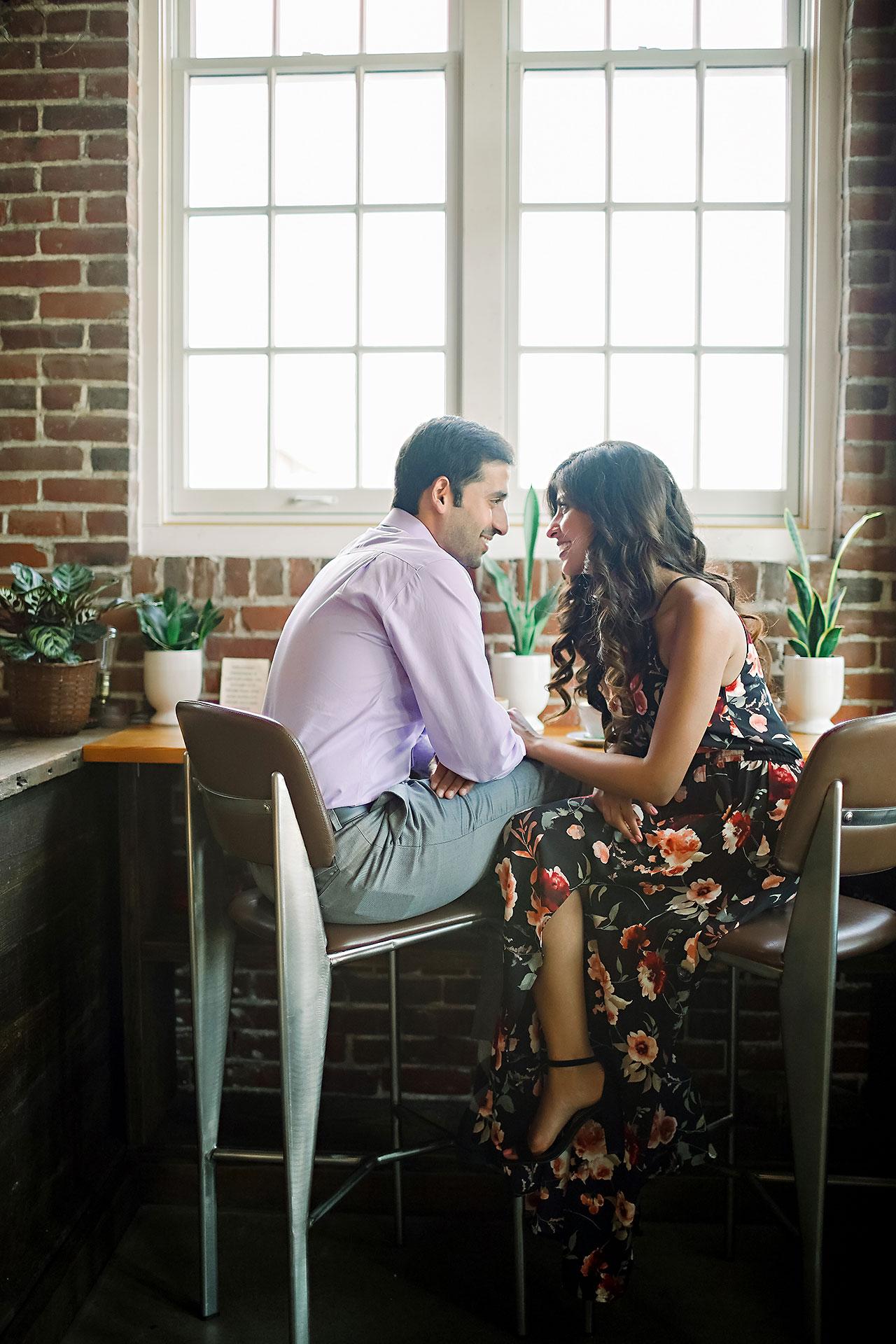 Shivani Kashyap Indian Engagement Session 001