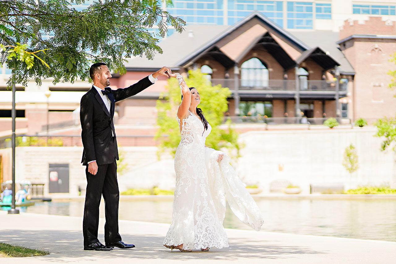 LAUREN + NICK | CANAL 337 INDIANAPOLIS WEDDING
