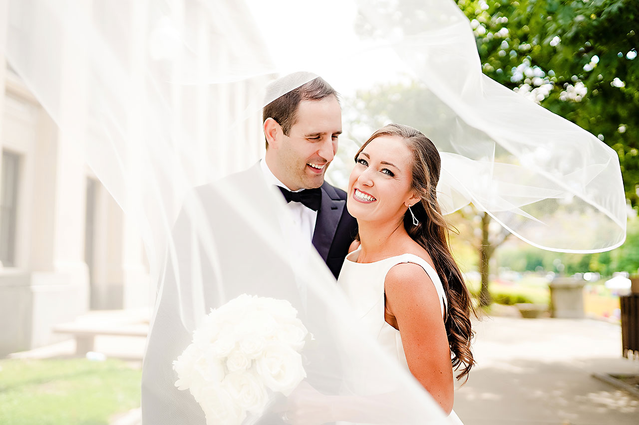 LAUREN + AUSTIN | ST JOHNS &  SCOTTISH RITE INDIANAPOLIS WEDDING