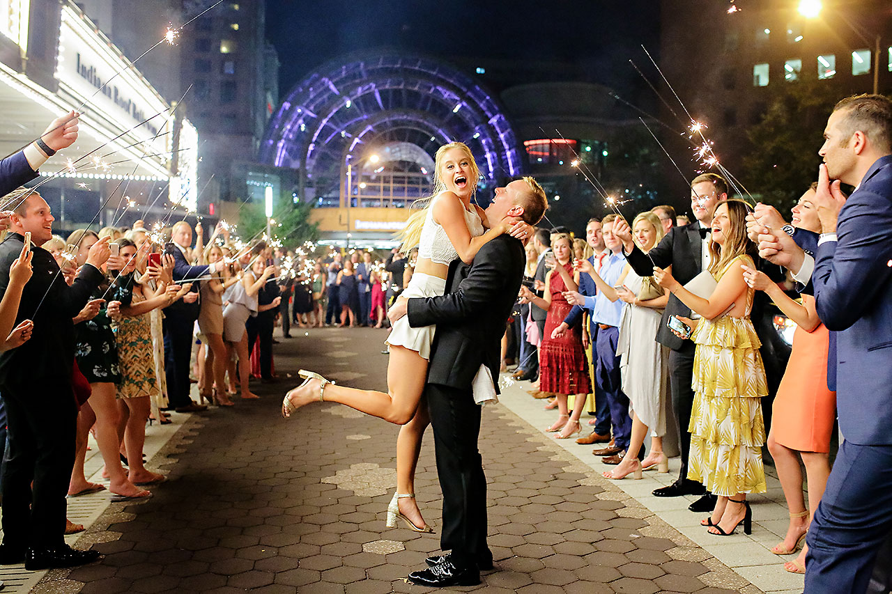 JAMIE + REID | ST. JOHNS AND INDIANA ROOF BALLROOM WEDDING