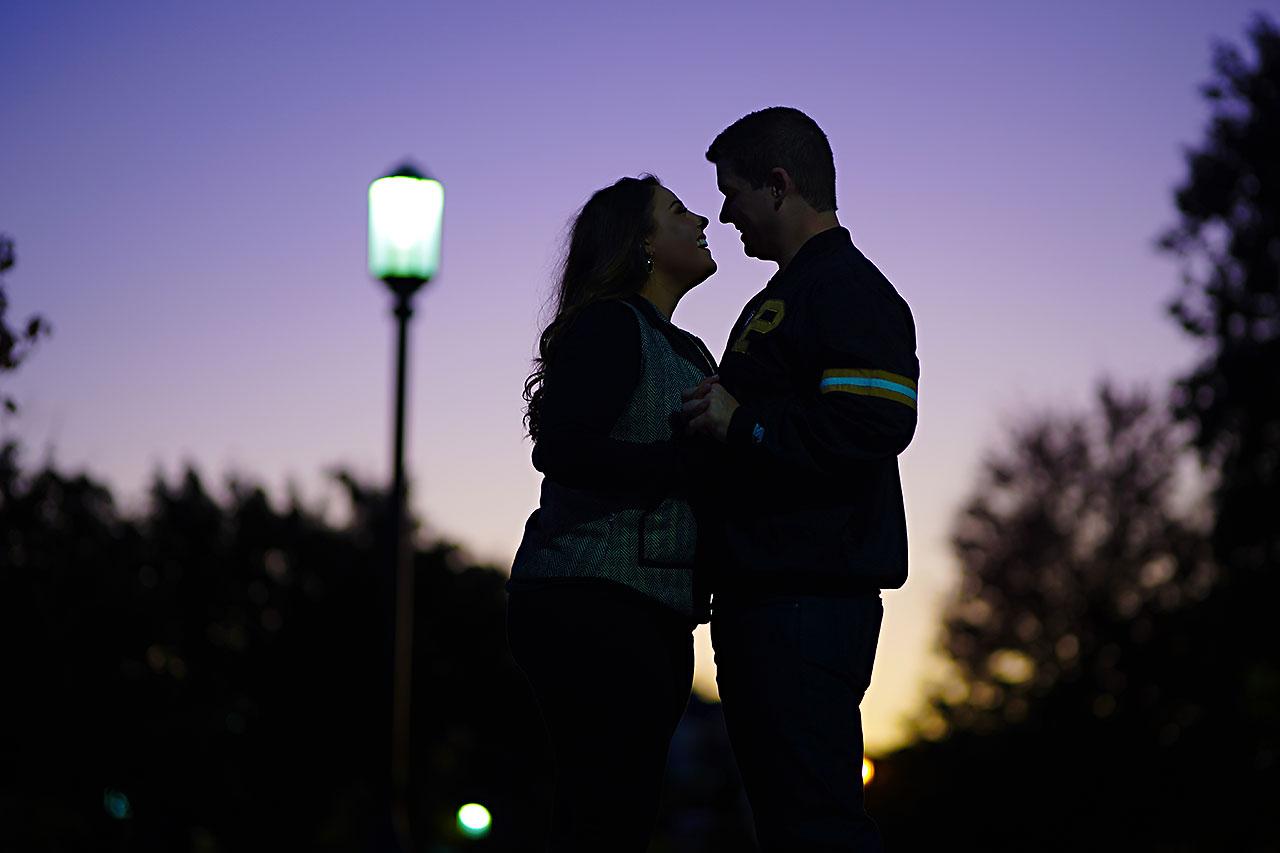Allie Joe Purdue Engagement 142