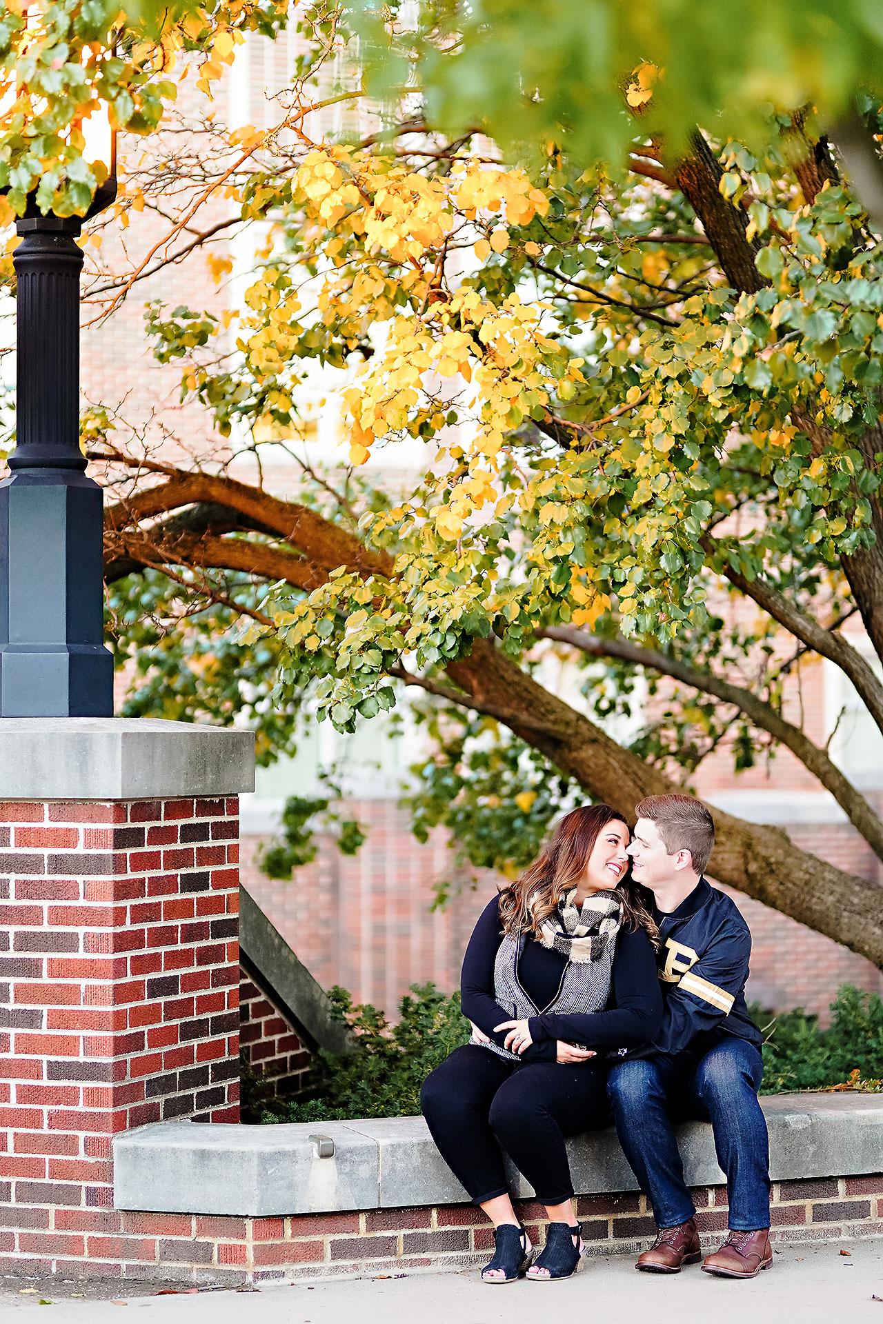 Allie Joe Purdue Engagement 138