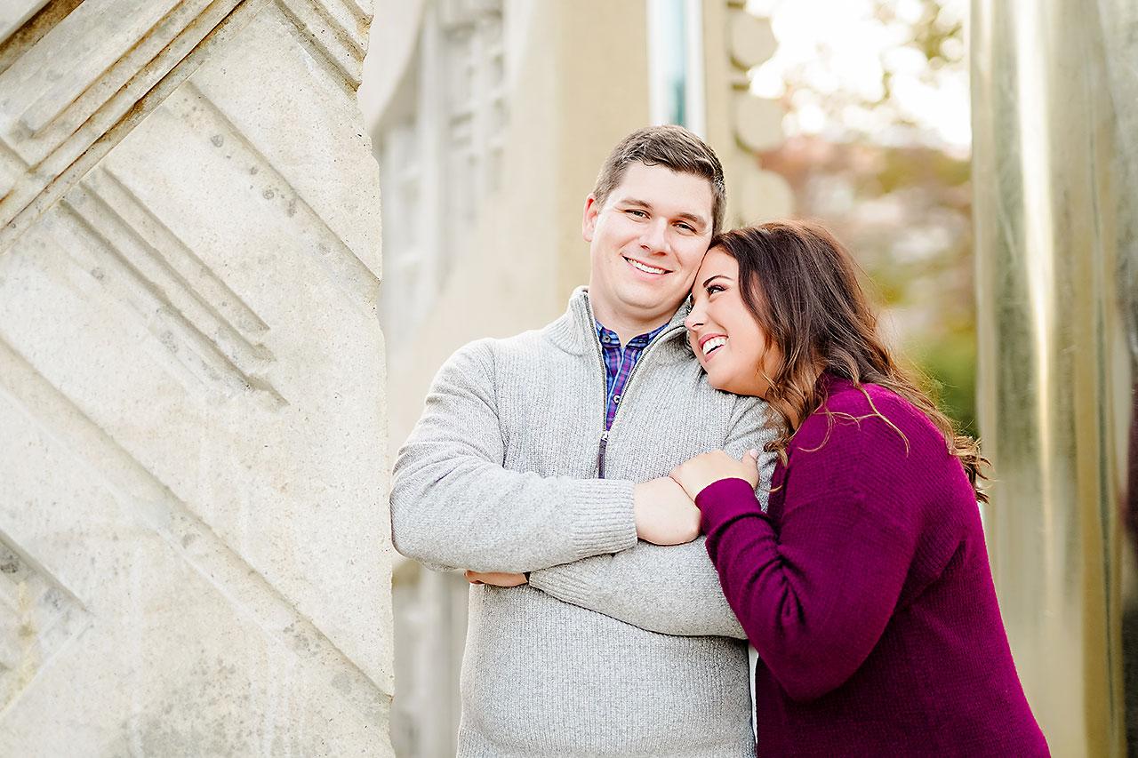 Allie Joe Purdue Engagement 134