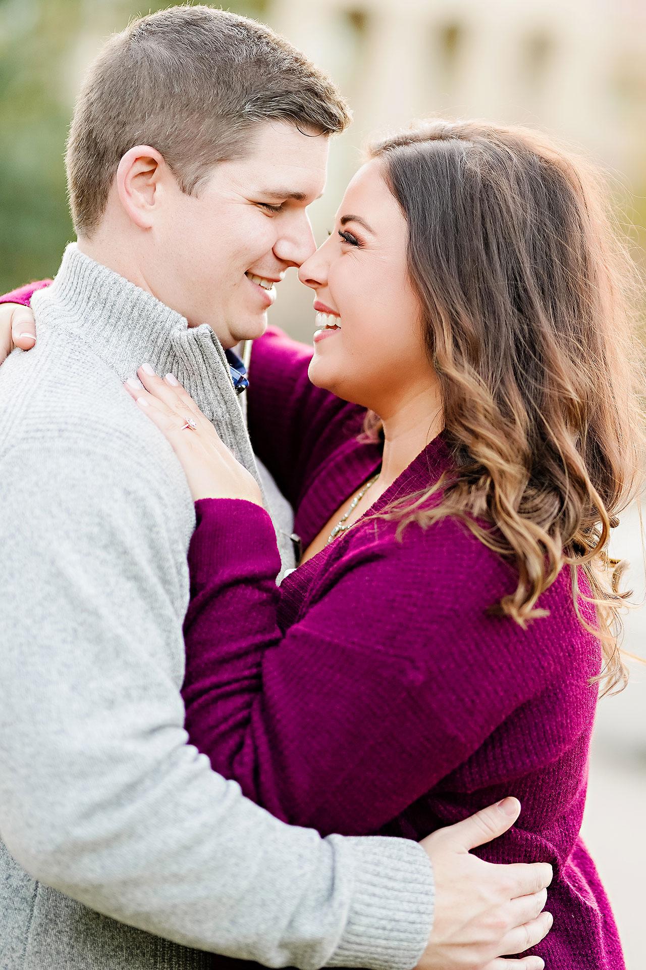 Allie Joe Purdue Engagement 131