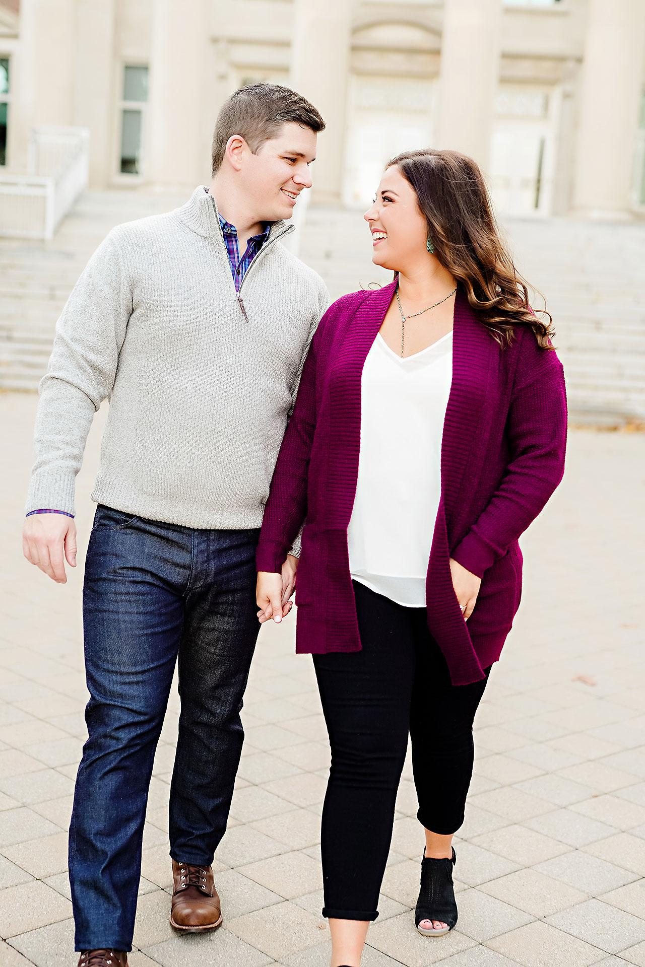 Allie Joe Purdue Engagement 125