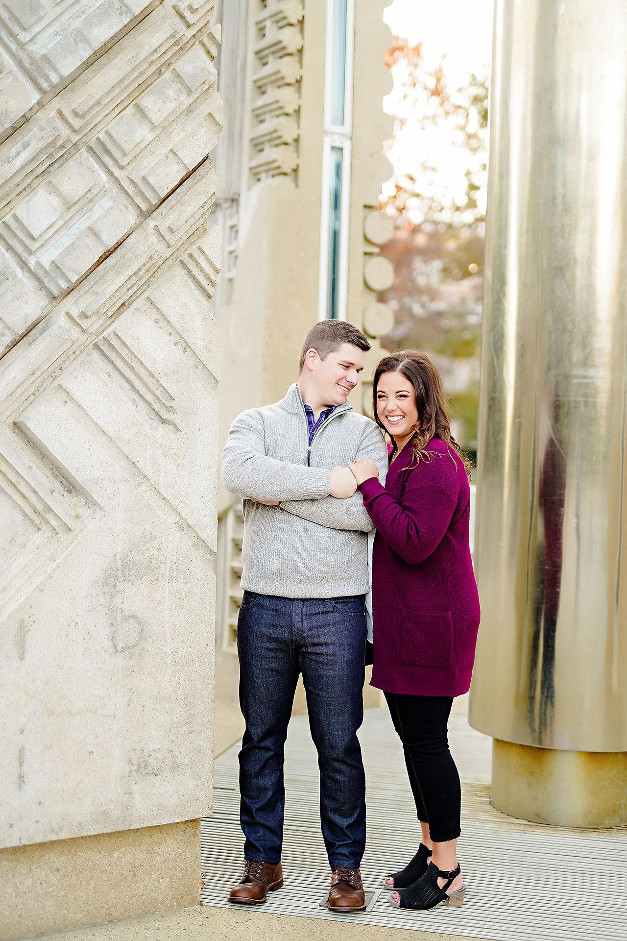 Allie Joe Purdue Engagement 122