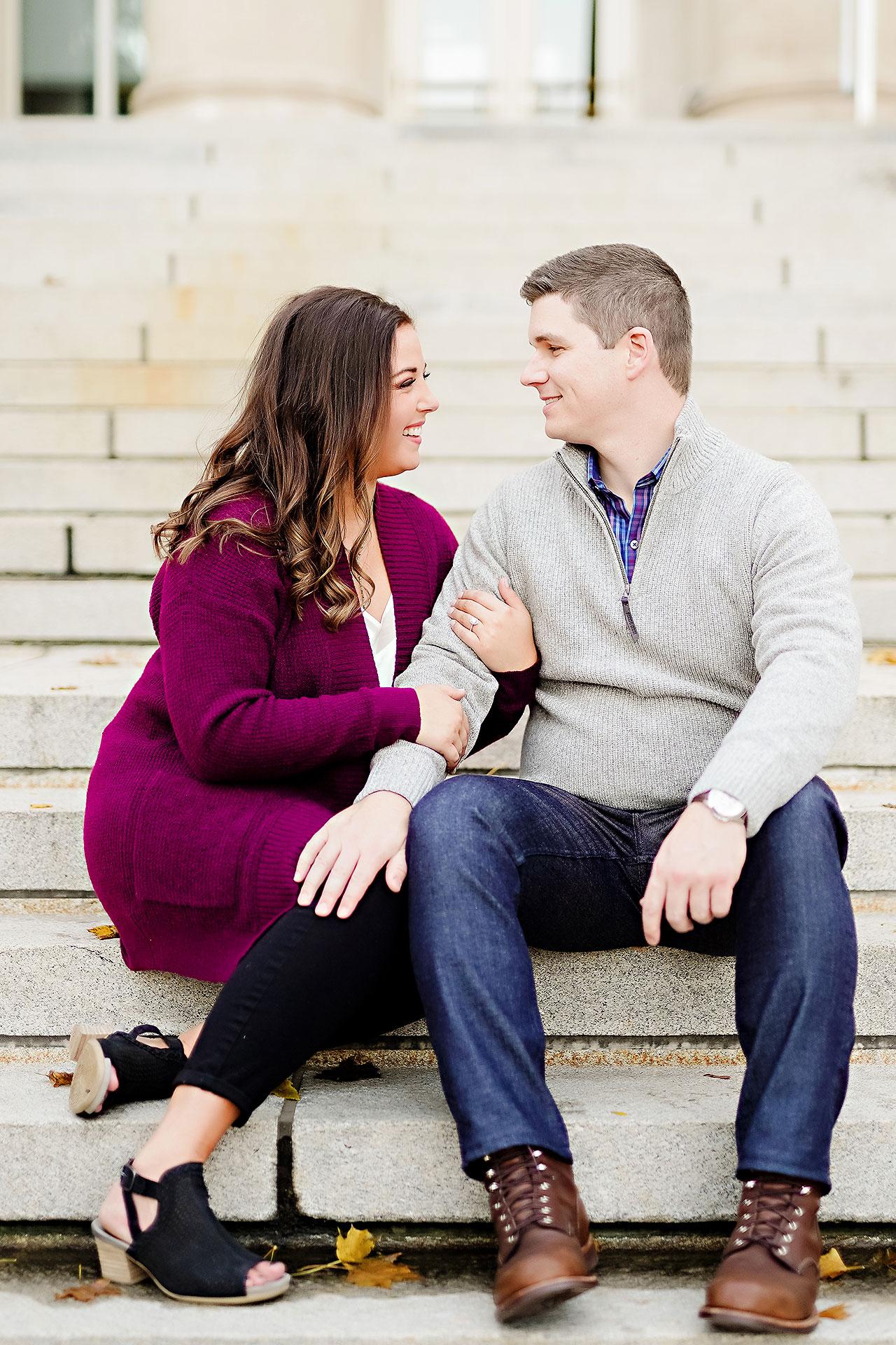 Allie Joe Purdue Engagement 119