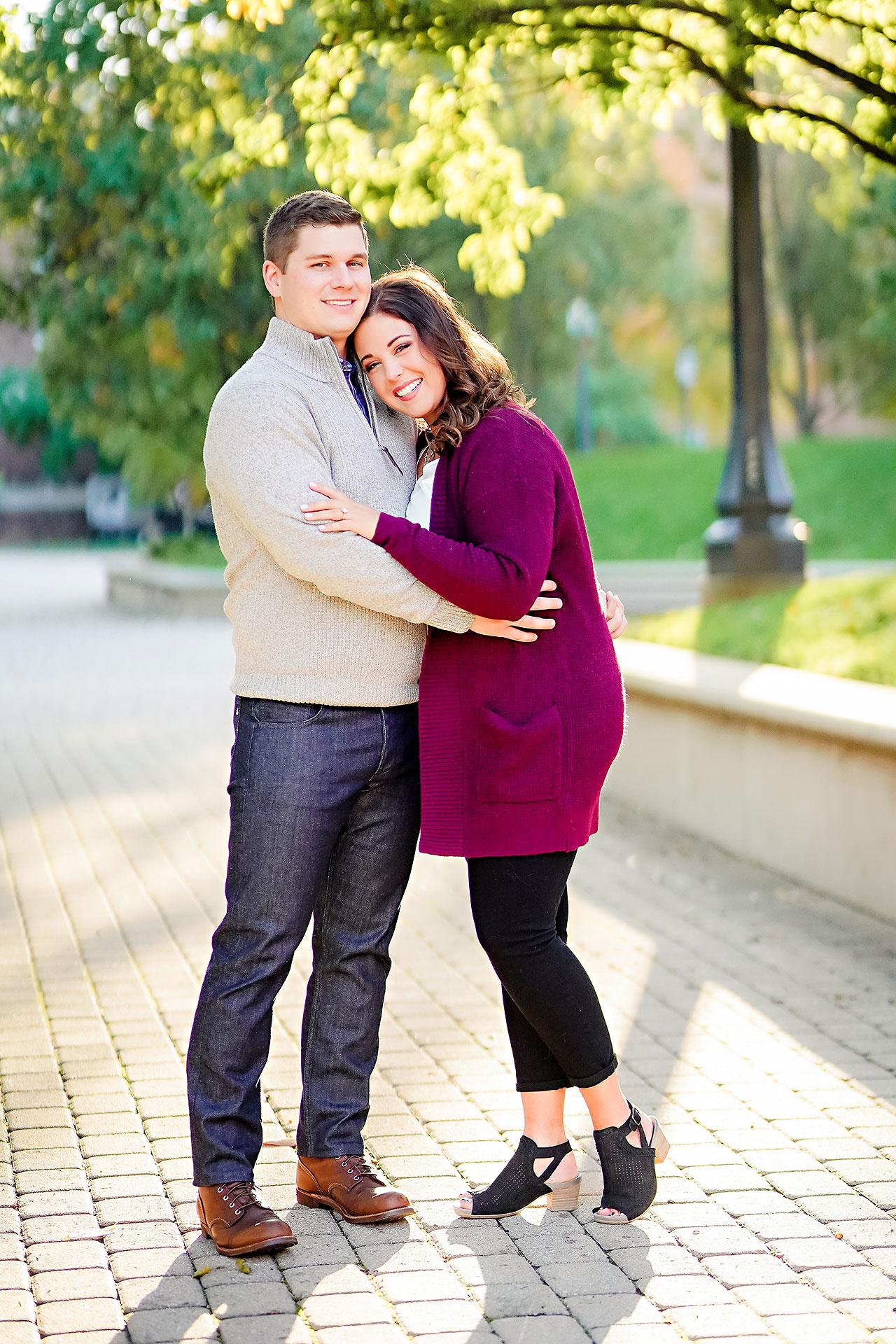 Allie Joe Purdue Engagement 110