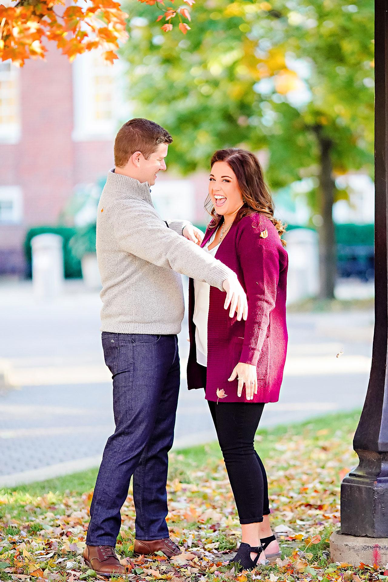 Allie Joe Purdue Engagement 108
